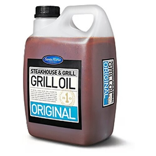 Соус Santa Maria Steakhouse & Grill Универсально масло для гриля 2500 мл