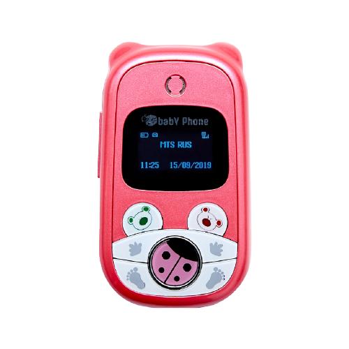 Телефон babyPhone BPH розовый