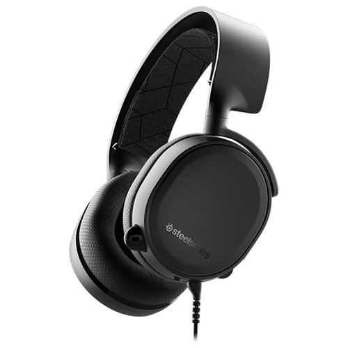 Компьютерная гарнитура SteelSeries Arctis 3 Bluetooth 2019 Edition черный