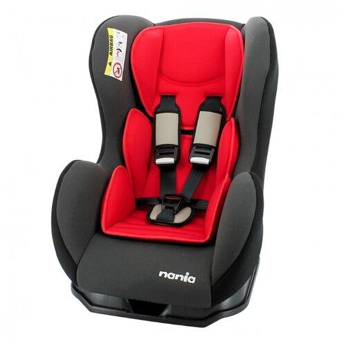 Автокресло группа 0/1 (до 18 кг) Nania Cosmo SP First, access red автокресло группа 1 2 3 9 36 кг little car ally с перфорацией черный