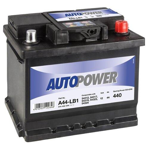 Автомобильный аккумулятор Autopower A44-LB1