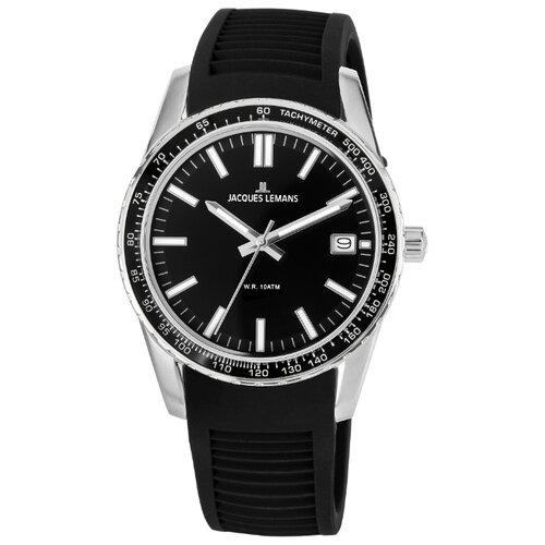 Фото - Наручные часы JACQUES LEMANS 1-2060A наручные часы jacques lemans 1 2110e