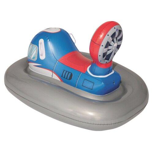 Игрушка-наездник Bestway Галактический крейсер 41115 BW серый/синий/красныйНадувные игрушки<br>
