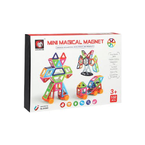 Магнитный конструктор Xinbida Mini Magical Magnet 718