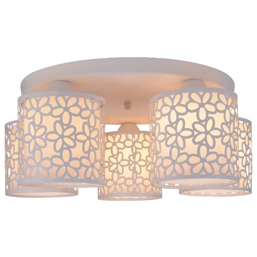 Люстра Arte Lamp Traforato A8349PL-5WH, E14, 200 Вт люстра arte lamp gracia a1528lm 5wh e14 200 вт