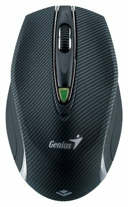 Мышь Genius Traveler 9010LS Black USB
