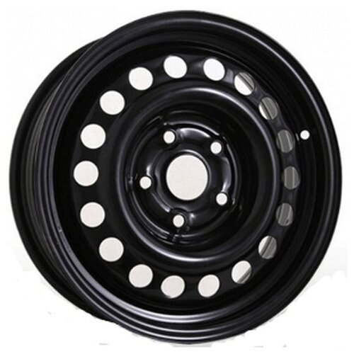 Фото - Колесный диск Trebl X40935 6x16/5x112 D57.1 ET43 Black trebl lt2883d trebl 6x16 5x139 7 d108 6 et22 black