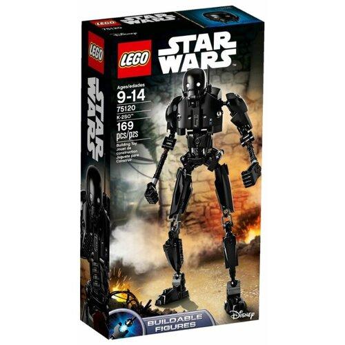 цена Конструктор LEGO Star Wars 75120 Дроид K-2S0 онлайн в 2017 году