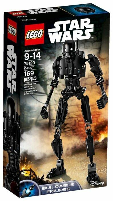 Конструктор LEGO Star Wars 75120 Дроид K-2S0