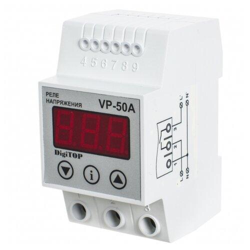 Фото - Реле контроля напряжения Digitop Vp-50A digitop vp 20a