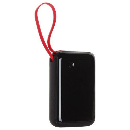 Аккумулятор Baseus Mini S Type-C Cable 10000mAh, черный аккумулятор baseus mini s type c cable 10000mah черный