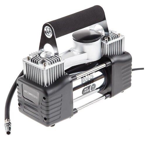 Автомобильный компрессор AVS KS750D черный