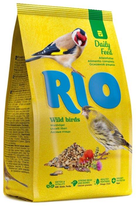 RIO Корм Wild Birds для лесных певчих
