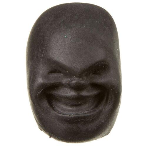 Купить Игрушка-мялка BONDIBON Чудики стрессбол Мимик черный, Игрушки-антистресс