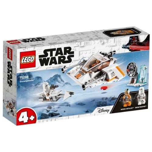 цена на Конструктор LEGO Star Wars 75268 Снежный спидер