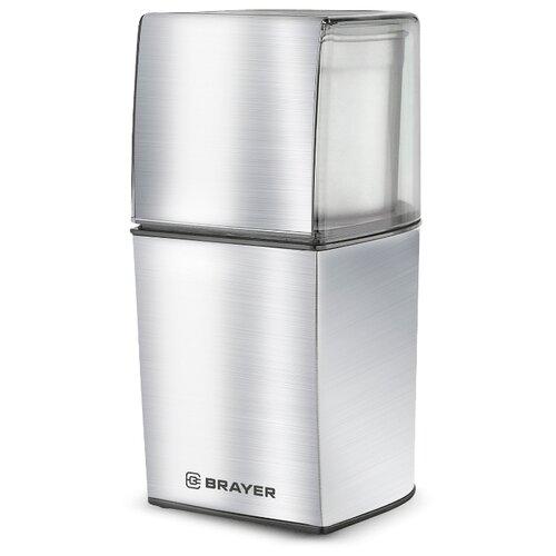 Кофемолка BRAYER BR1181 серебристый