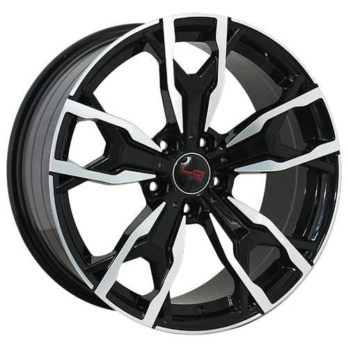 Фото - Колесный диск LegeArtis B534 8x18/5x112 D66.6 ET30 BKF колесный диск legeartis lx529 8x18 5x114 3 d60 1 et30 bkf
