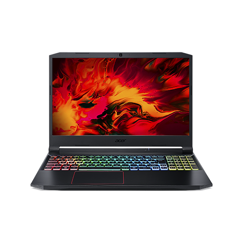 Купить Ноутбук Acer Nitro 5 AN515-55-770N (Intel Core i7 10750H 2600MHz/15.6 /1920x1080/16GB/1024GB SSD/DVD нет/NVIDIA GeForce GTX 1660 Ti 6GB/Wi-Fi/Bluetooth/Endless OS) NH.Q7PER.008 Обсидиановый черный