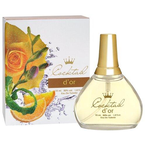 Туалетная вода Apple Parfums Cocktail d'Or, 55 мл apple pink dream 55 мл apple parfums