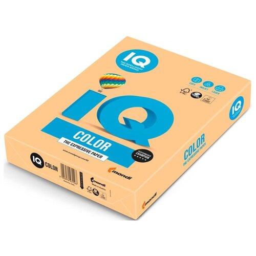 Фото - Бумага IQ color A4 GO22 80 г/м² 500 лист. золотистый 1 шт. бумага a4 250 шт iq color cr20