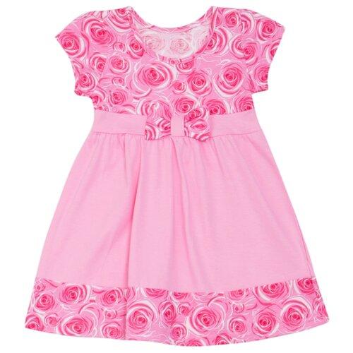 Платье ALENA размер 122-128, светло-розовый