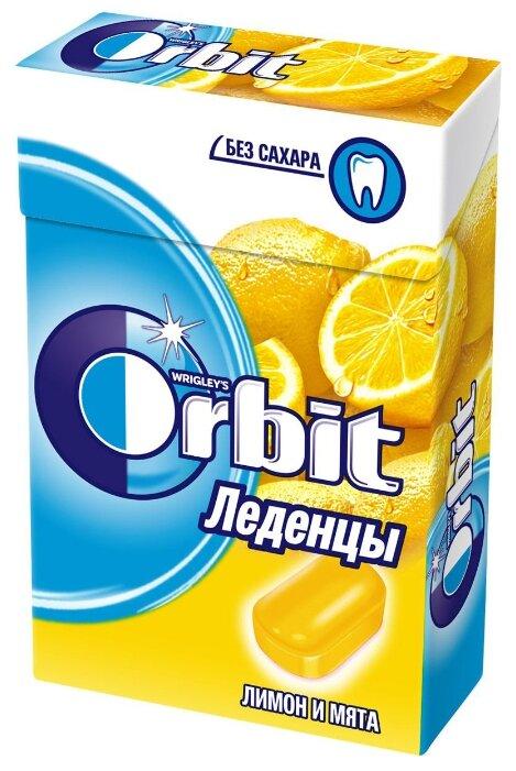 Леденцы Orbit Лимон и мята 35 г