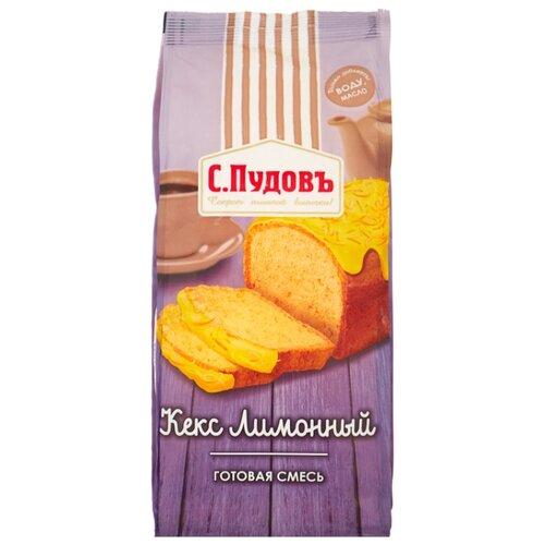 С.Пудовъ Мучная смесь Кекс лимонный, 0.4 кг фото