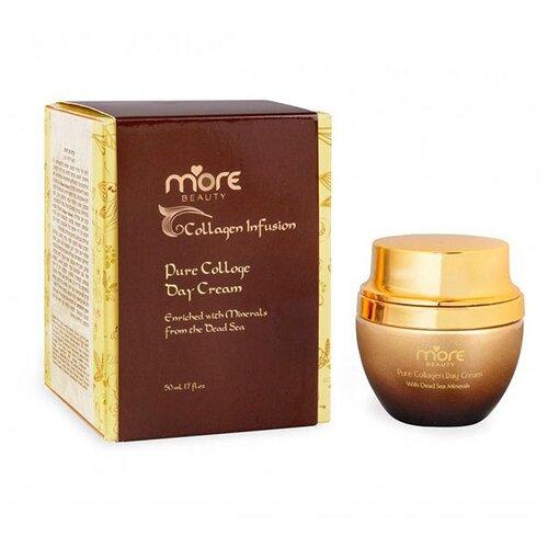 More Beauty Pure Collagen Day Cream дневной крем для лица Чистый коллаген, 50 мл