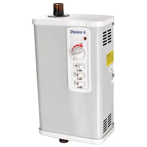 Электрический котел Делсот ЭВП-6м Stanless 6 кВт одноконтурный