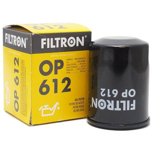 Масляный фильтр FILTRON OP 612