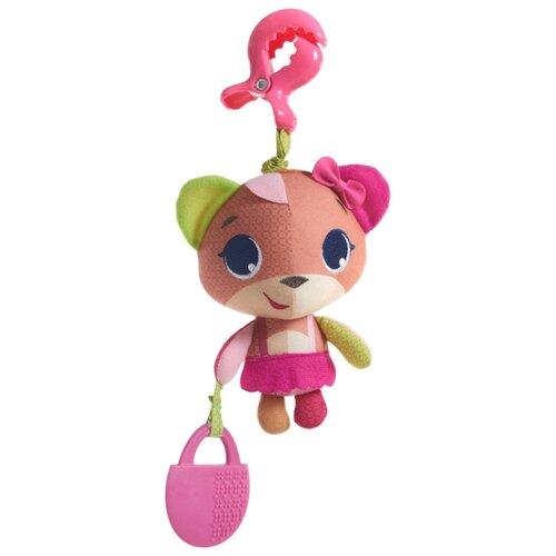 Подвесная игрушка Tiny Love Принцесса Медвежонок (1115501110) розовый/коричневый/зеленый игрушка подвеска tiny love медвежонок