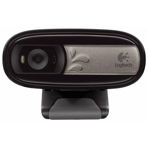 Веб-камера Logitech Webcam C170, черный