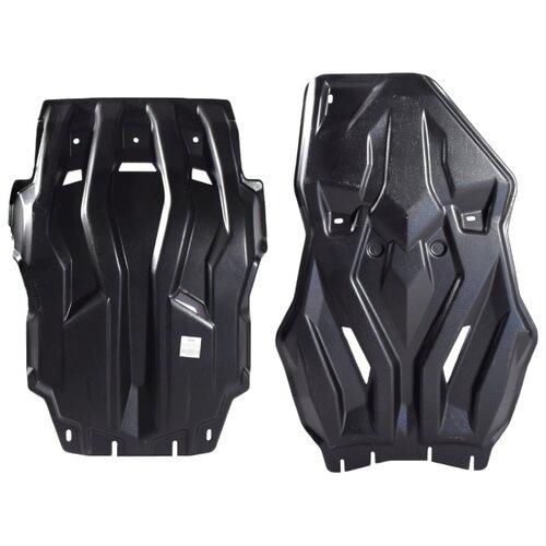 Комплект защиты АВС-Дизайн 24.05K для Toyota, Lexus