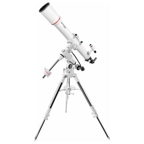Фото - Телескоп BRESSER Messier AR-102L/1350 EXOS-1/EQ4 белый оптическая труба bresser messier nt 130s 650 74294 белый