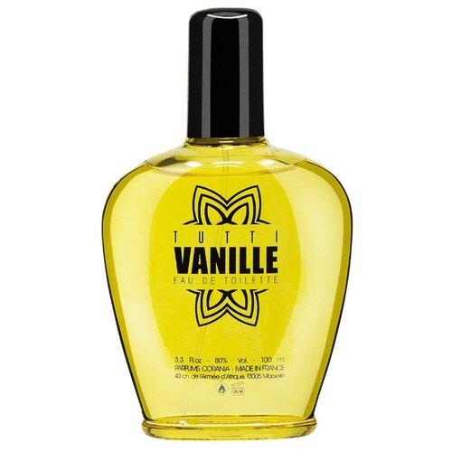 Фото - Туалетная вода Parfums Corania Tutti Vanille, 100 мл туалетная вода apple parfums белая роза 100 мл