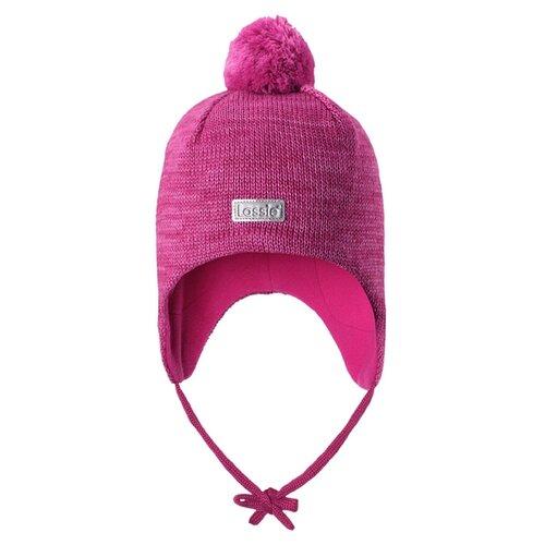 Купить Шапка Lassie размер XS/002, розовый, Головные уборы