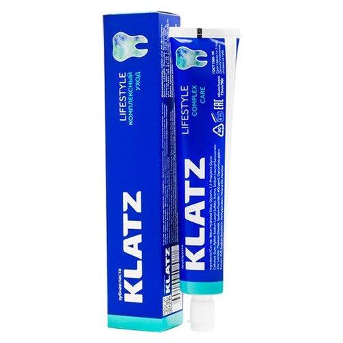 Купить Зубная паста Klatz Комплексный уход, 75 мл