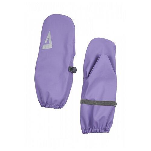 Купить Варежки Oldos Космос ASS043RAC00/ASS043RAC20 размер 5, сиреневый, Перчатки и варежки