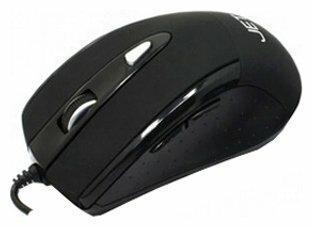 Мышь Jet.A OM-U6 Black USB
