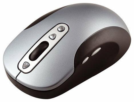 Мышь Dialog MF-RO5SU Silver USB