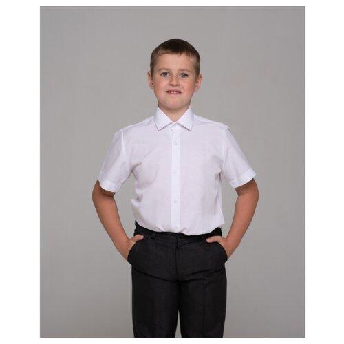 Рубашка Бренда-Люкс размер 29, белый рубашка бренда люкс размер 31 синий