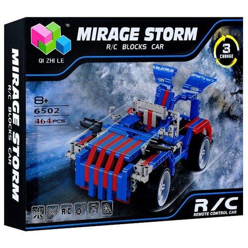 Конструктор Qi Zhi Le R/C Blocks Car 6502 Mirage Storm