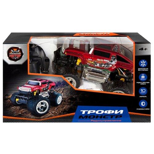Купить Монстр-трак Пламенный мотор Трофи Монстр (870353) 18 см, Радиоуправляемые игрушки