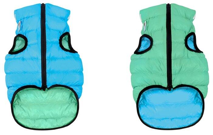 Куртка для собак AiryVest Lumi двусторонняя светящаяся