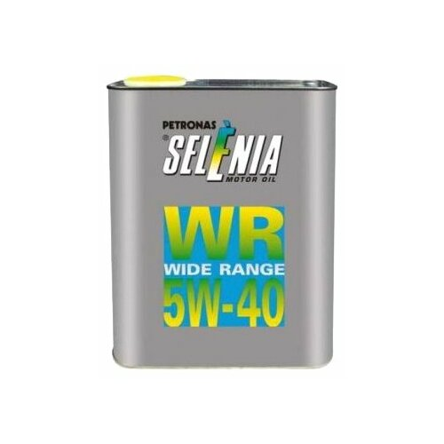 Синтетическое моторное масло Selenia WR 5W-40, 2 л