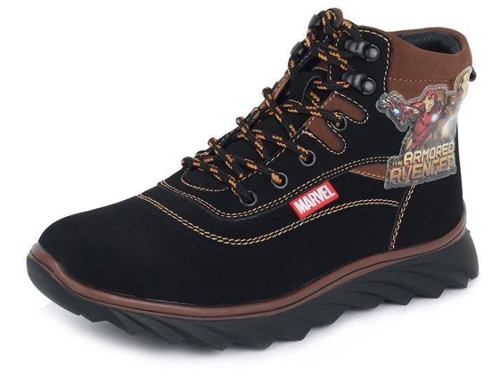 Ботинки kari размер 36, черный