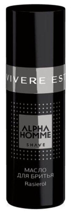 Масло для бритья Alpha Homme Shave Estel Professional