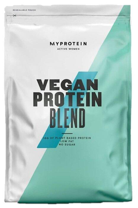 Купить Протеин Myprotein Vegan Protein Blend (500 г) банан по низкой цене с доставкой из Яндекс.Маркета (бывший Беру)