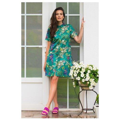 Фото - Платье Laete размер: XL(50) цветочный платье oodji collection цвет карамель 24001104 5b 47420 4b00n размер xl 50