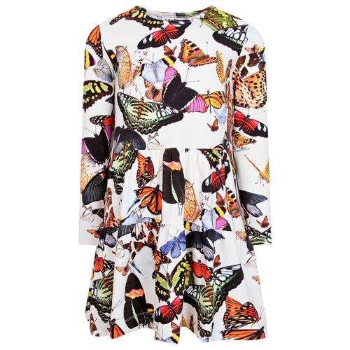 Платье Molo Chia Papillon размер 134, 6043 papillon